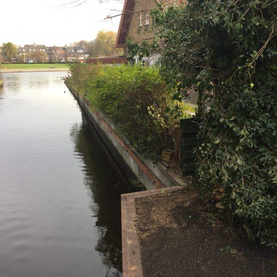 Damwand Rijndijk