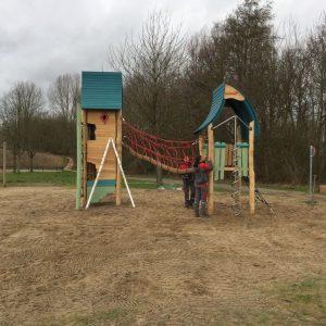 Speeltoestel Haarlemmermeersebos