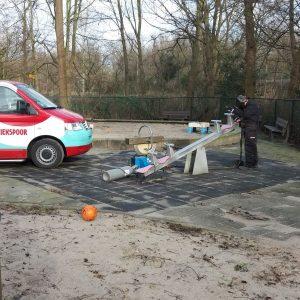 Onderhoud speeltuinen Amsterdam Oost