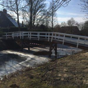 Brug Clausholmpad Hoofddorp