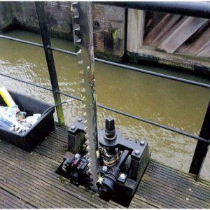 Noodkering Waternet inspectie