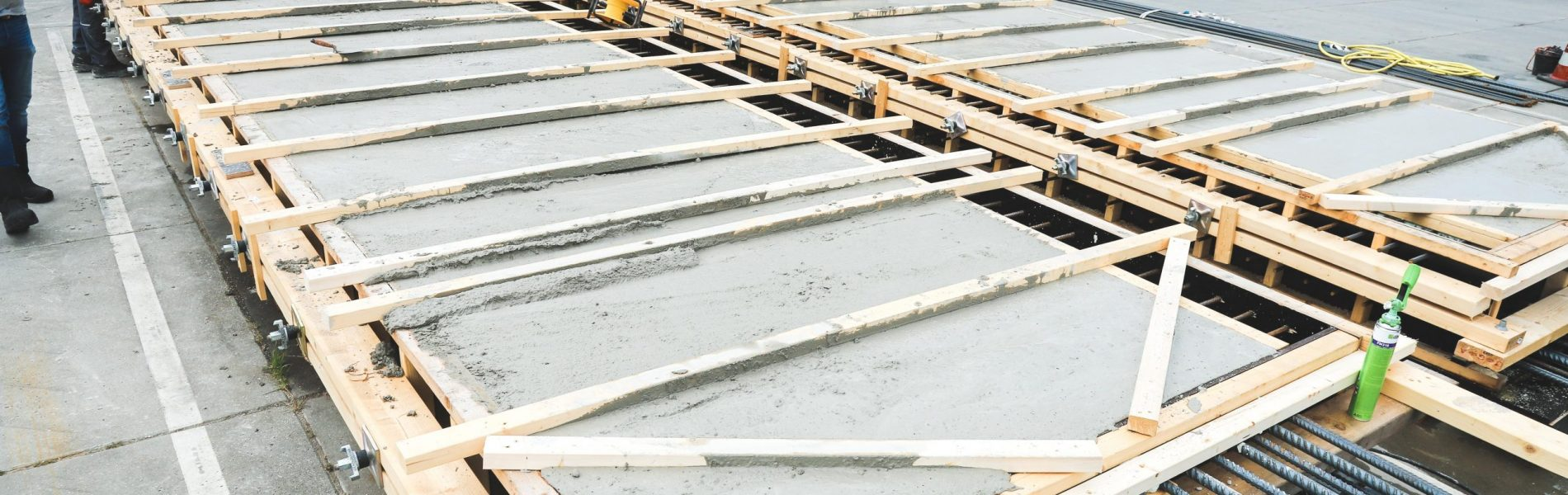 Griekspoor Barendebrug beton storten 1