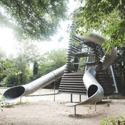 Griekspoor Renovatie Klimtorens Vondelpark 8