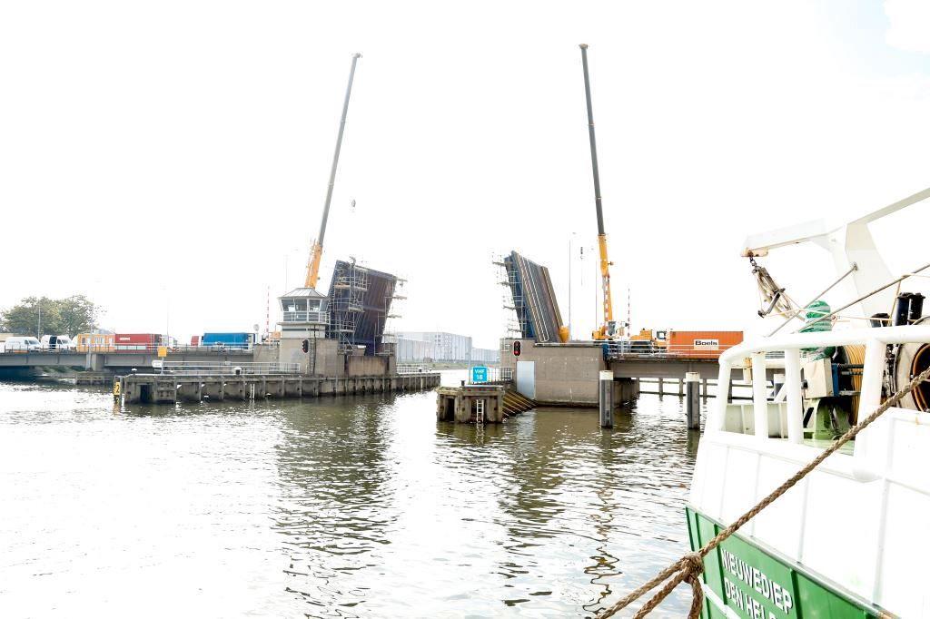 Griekspoor Renovatie Moormanbrug Den Helder