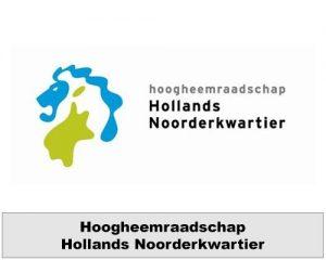 Hoogheemraadschap Hollands Noorderkwartier - Opdrachtgevers Griekspoor