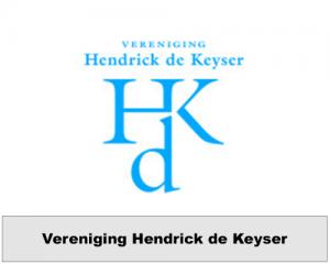Verenigign Hendrick de Keyser - Opdrachtgevers Griekspoor
