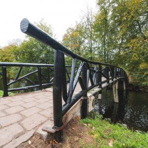 Leuningwerk vervangen Grotbrug