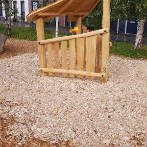 Renovatie speeltuin Schoutenhof