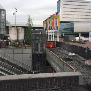 Metrostation Europaplein