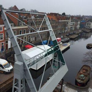 Rijnbrug Leiden onderhoud