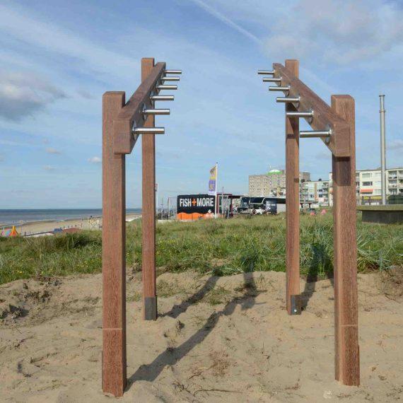 Fitnesstoestellen Zandvoort