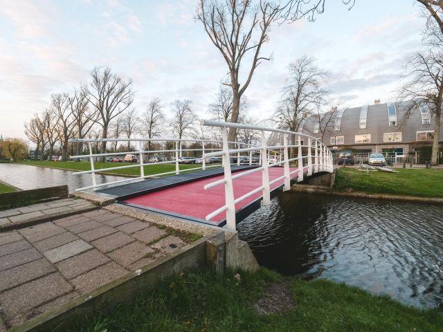 Brug Slachthuisbuurt Haarlem gerenoveerd
