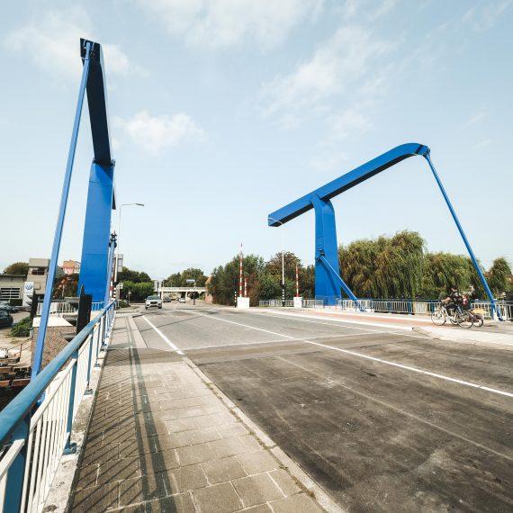 Nieuwbouw Churchillbrug Leiden