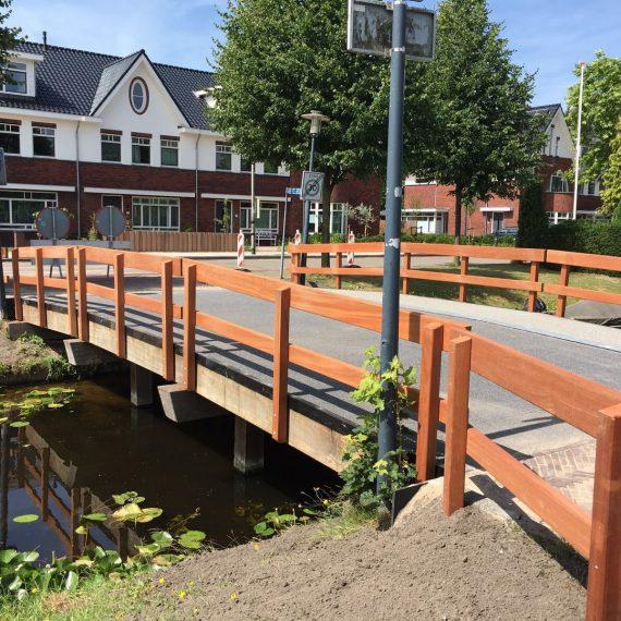 Renovatie Van Lieropbrug Bennebroek