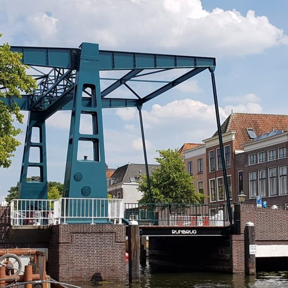 Renovatie Rijnbrug Leiden