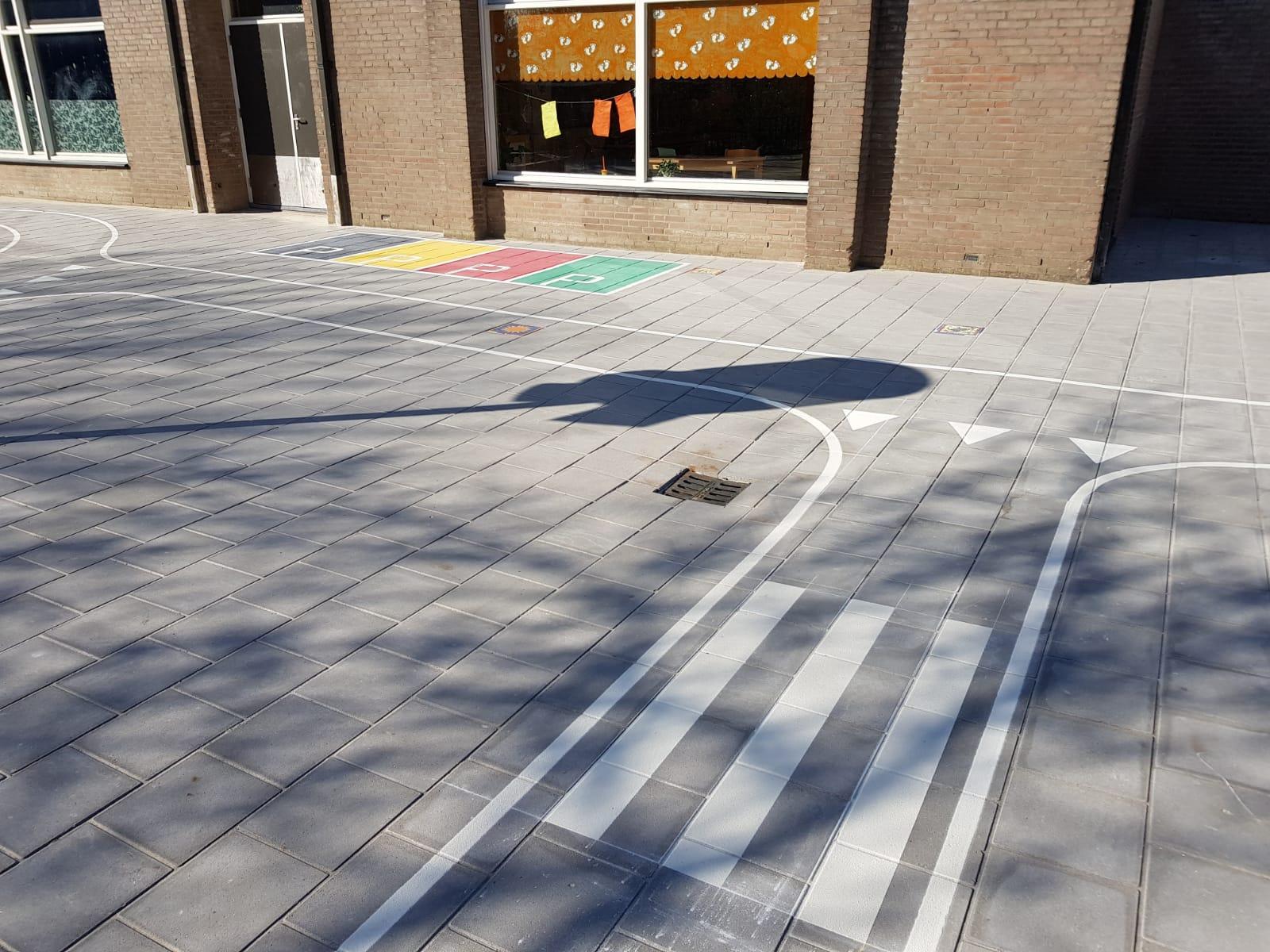 Verkeersplein basisschool De Twickel Hoofddorp