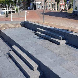 Natuurstenenplaten Delft herstellen