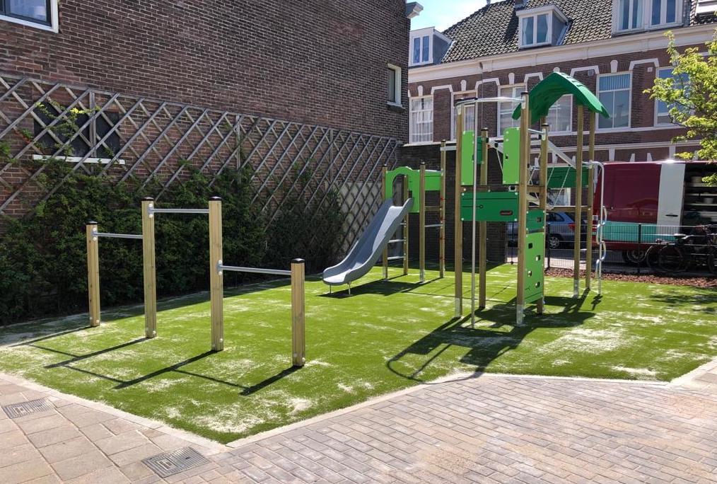 Onderhoud valgrond Haarlem