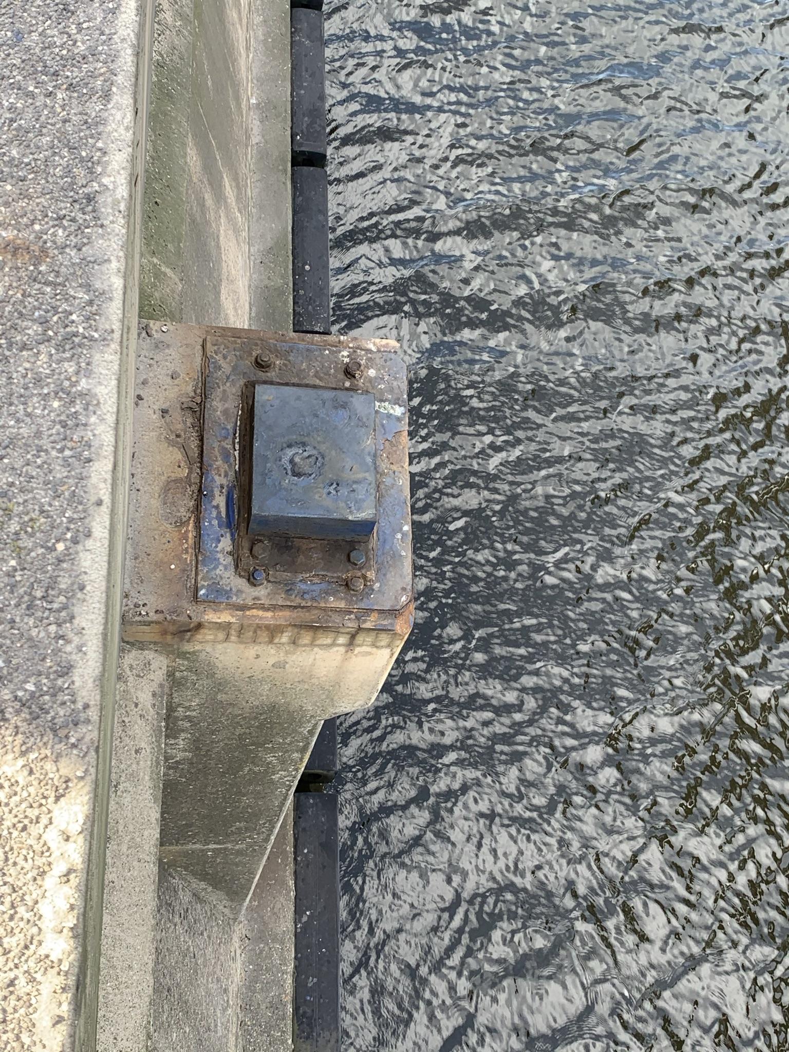 Groot onderhoud Nauernaschebrug