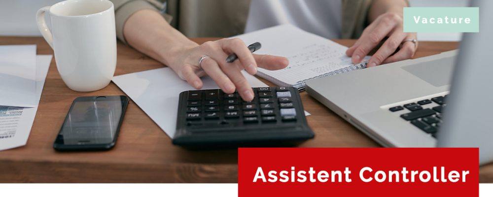 Assistent Controller Vacature