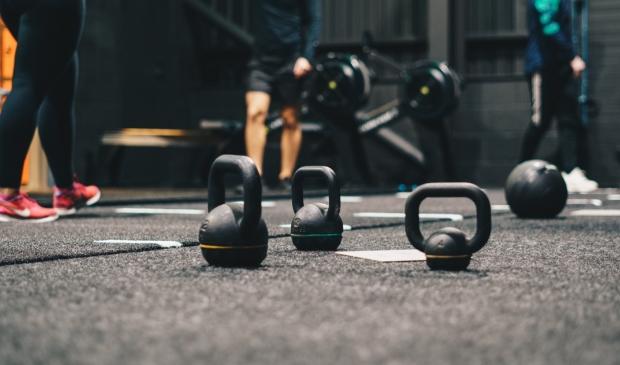 Sporten gewichten